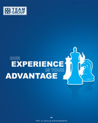 Our experience is your advantage